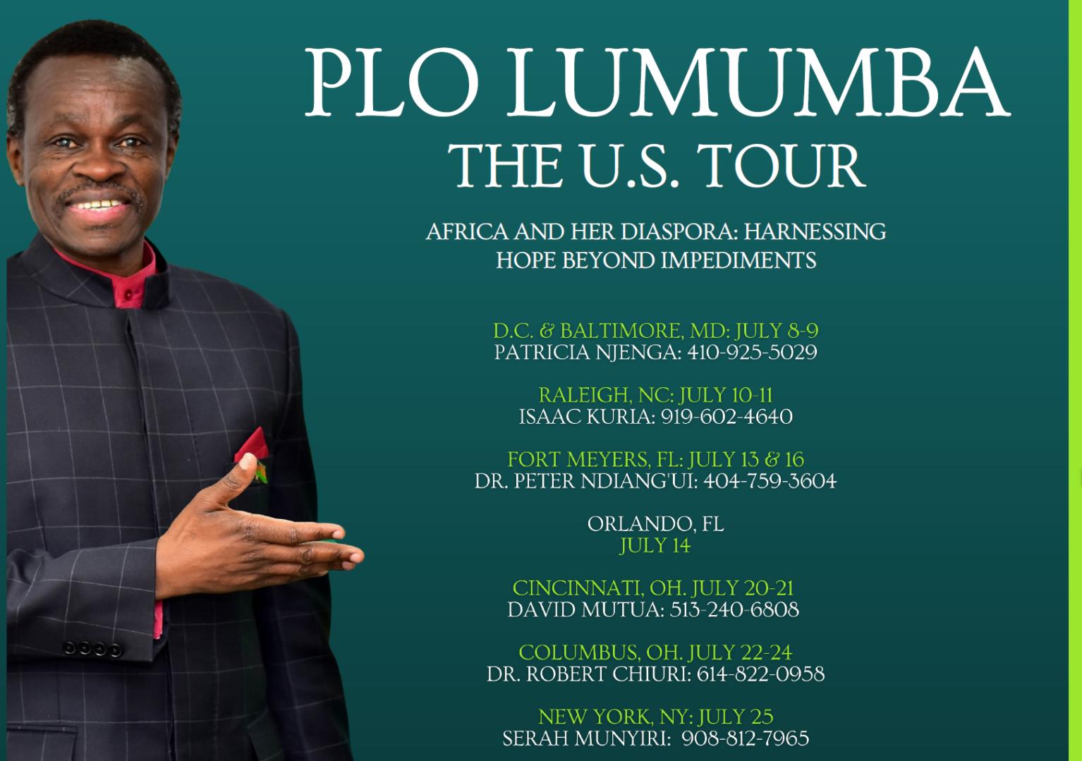 PLO USA Tour
